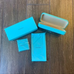 Tiffany Glasses Case